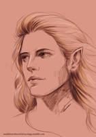 Finrod by Sempern0x