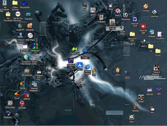 Halfliquid Desktop by halfliquid