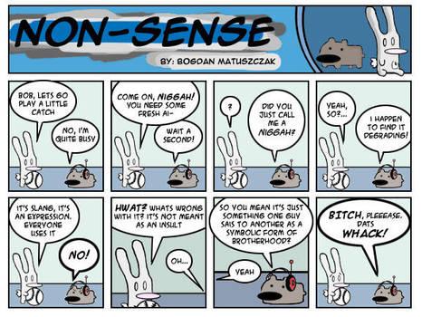 NonSense strip- Sunday version by halfliquid