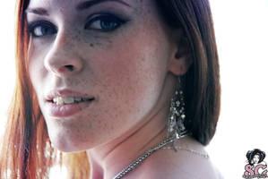 AnnaLee in 'Lux Lucis' by SuicideGirls