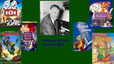 George Bruns by JeffersonFan99