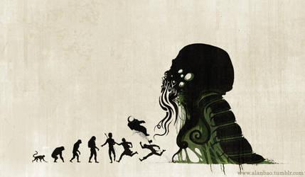 Lovecraftian Darwinism by AlanBao