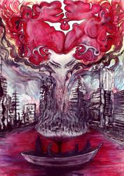 Eve of Destruction by Quantum-Priest