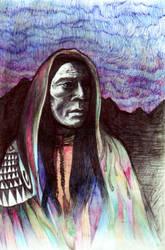 Shaman by Quantum-Priest