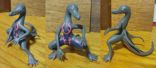 Salazzle by Kensey-Chan