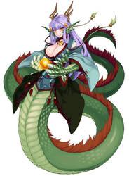 Ryu 0 by Gensokyo-man