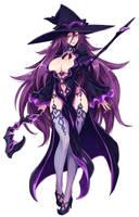 dark mage by Gensokyo-man
