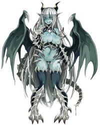 Dragon Zombie by Gensokyo-man