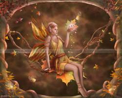 Autumn's Spell by Rachzee
