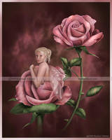 Charmed Rose by Rachzee
