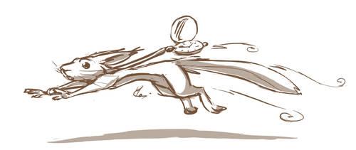 Stream doodles - Chronofloof by yoshitura