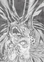 Batman - Silence - Joker Vs Batman by Kronos76