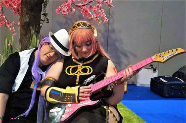 Two Musical Hearts by HuskeyNinja