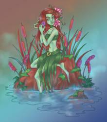 Water Sprite by artisteri