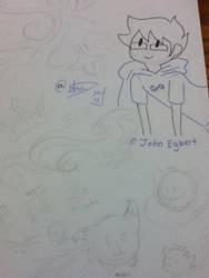 Sketch by khlover-san