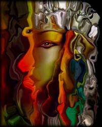 La Pythie by sacha2701