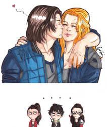 Flarke Kiss by Gigi-theangryartist