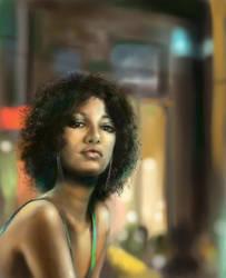 NYC girl by anastasky