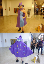 Florida Supercon '13: The Great and Powerful Me by NaturesRose