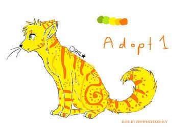 Adopt 1 by FirestarRules123