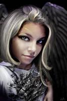 Fallen Angel by LostInDreamworld
