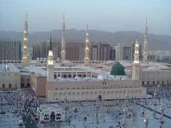 Al-Masjid al-Nabawi 1 by ademmm