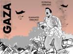 Eliminated Terrorist in Gaza by ademmm