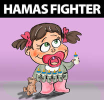 Baby Killer Israhell by ademmm