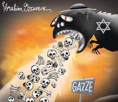 gaza and palestine cartoons 3 by ademmm