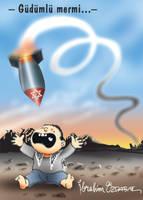 gaza and palestine cartoons 18 by ademmm