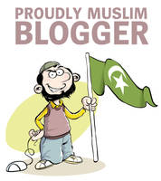 Proudly Muslim Blogger v5 by ademmm