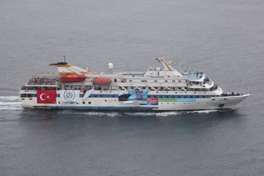 Mavi Marmara 16 by ademmm