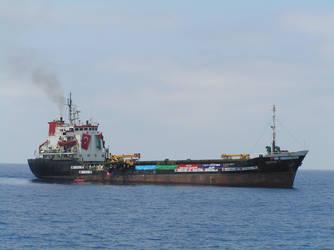 Gaza Flotilla 6 by ademmm