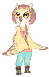 owl : ) by LayLoL