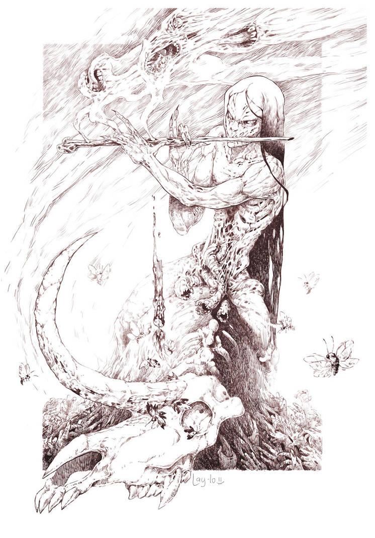 Dark Reaper by LayLoL