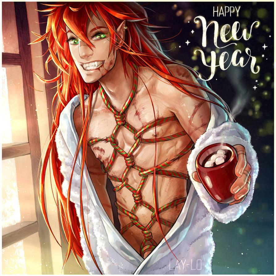 Happy New Year! by LayLoL