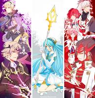 KawaiiKon 2016: Fire Emblem Fates by HaruLulu