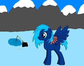 icy freeze by sora2424