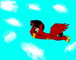 tony stark/iron man pony by sora2424