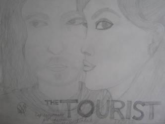 THE TOURIST 2011 by ElizabethSwan