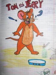 Tom and Jerry by ElizabethSwan