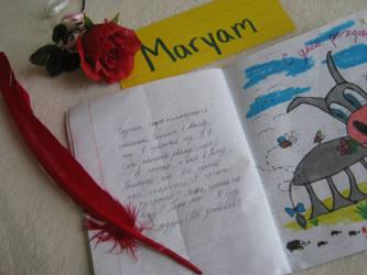 The Letter by ElizabethSwan