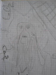 Davy Jones by ElizabethSwan