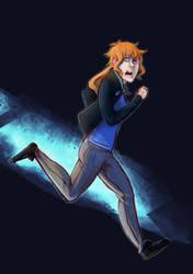 Run Hauru, RUUUUN by Teryster