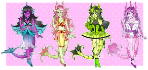 [Adopts]: Dextro Darlings (1/4 OPEN) by SimplyDefault