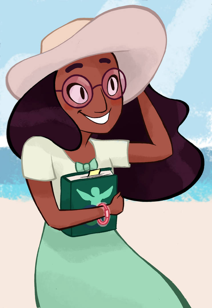 steven universe is such a wonderful cartoon and everyone should love it