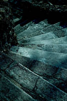 Ravine Steps 1 by dpierce1313