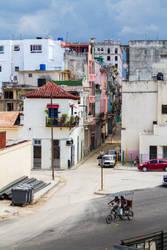 Downtown Havana by dpierce1313