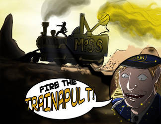 Trainapult by Mr-Foetus