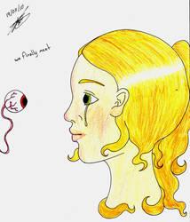 blondy by Kurai18